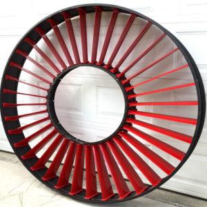 Enjoyable Boeing 737 Jet Engine Coffee Table Aero Furnishings Download Free Architecture Designs Scobabritishbridgeorg